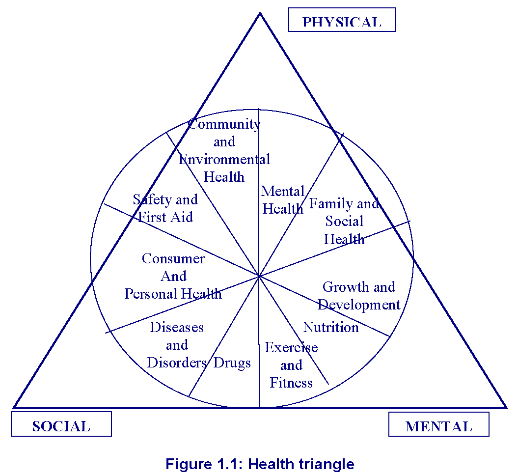 List Of Synonyms And Antonyms Of The Word Health Triangle Worksheets